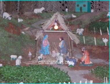 Joyous Christmas Celeberation at Holy Rosary Church Kundapur
