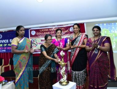 Laxmi Memorial College of Nursing, NSS observe World Breastfeeding Day
