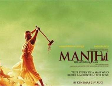 'Manjhi-the Mountain Man' tax-free in Bihar