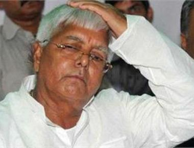 Lalu gets 3 yrs, 6 mths in jail, fined Rs 10 L in fodder scam case