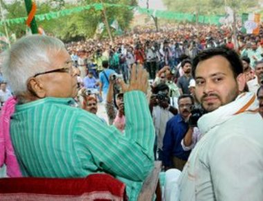 FIR lodged against Lalu for