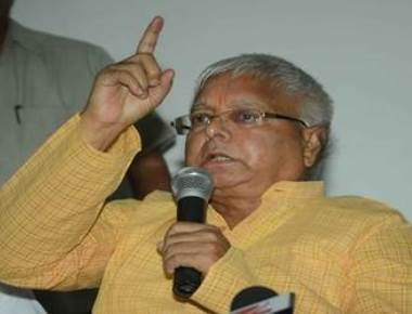 Lalu questions Modi's visit to flood-affected Bihar