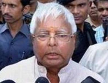 Why are you silent? Lalu asks Modi on RSS chief''s comments