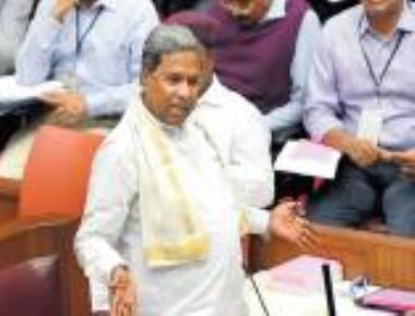 Law to ensure quota for SC/STs, OBCs based on population: Siddu