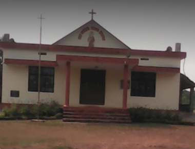 Foundation stone laid for new church building at St Lawrence Church Bola