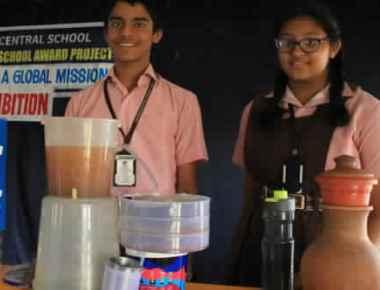 Lourdes Central School hosts educative Social Science Exhibition