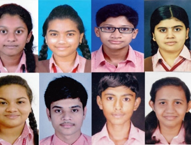 Lourdes Central School secures cent results in class 10 CBSE exam