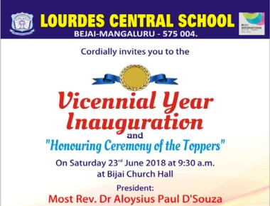 LCS to inaugurate vicennial year on Jun 23