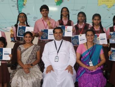 Lourdes Central School exhibits array of talents in 'Tirangaa'