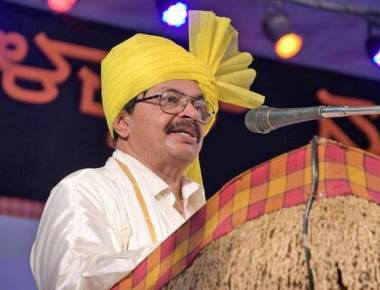 Nagathihalli Chandrashekar says our anthems are symbols of our plurality