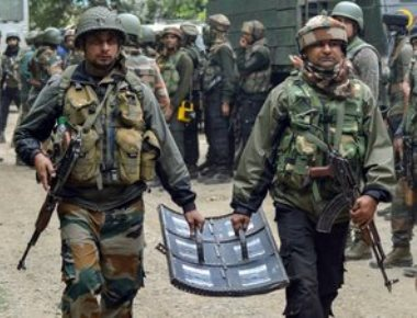 LeT commander among 2 killed in Kashmir, one surrenders