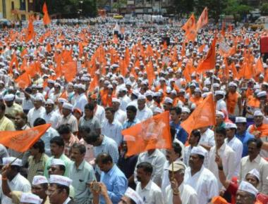 One lakh Lingayats converge in Belagavi, seek separate religion tag