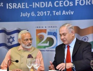 Modi woos Israel Inc, touts reform measures
