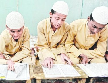 Survey of 1,000 madrasas from today