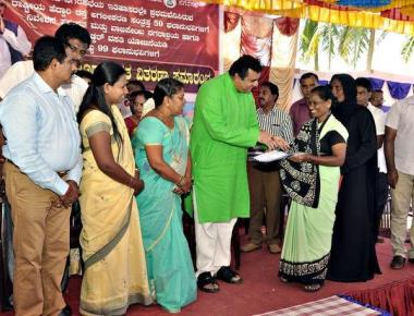 59 beneficiaries given 1.5 cents of land in Udupi
