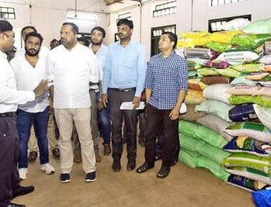 Second batch of relief material sent to Madikeri
