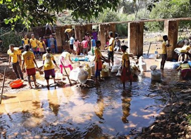 Now, water literacy, organic farming for students