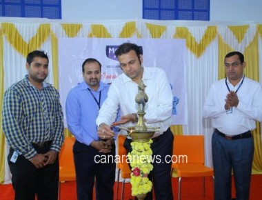Mahesh PU College inaugurates Science Club