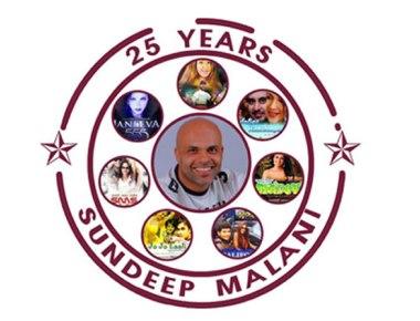 Sandeep Malani completes 25 years in industry