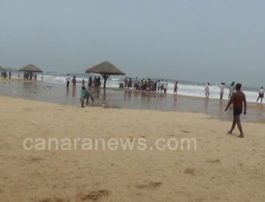 Prohibitory orders imposed in all Udupi beaches till Aug. 31