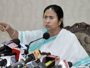 Intolerance in the country, says Mamata