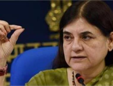 Maneka proposes to set up committee of legal experts to look into #MeToo cases