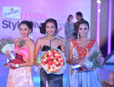 Manipal girl Ashna Gurav wins the Santoor Femina Style Diva South 2017