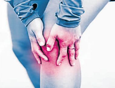Knee joint pain treatment camp