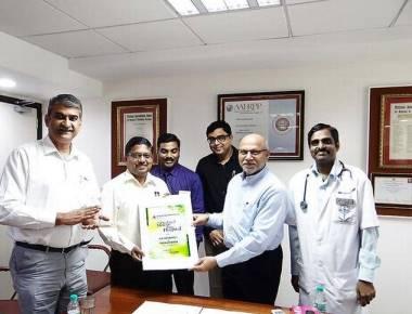 Kasturba Hospital gets 'mercury-free' certificate