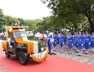 Manipal University celebrates 70th Independence Day