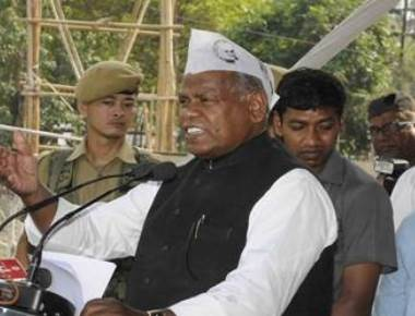 Refused Amit Shah's offer to merge HAM with BJP: Manjhi