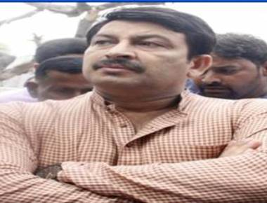 FIR registered against Delhi BJP chief Manoj Tiwari