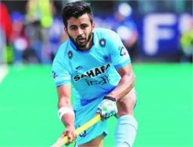 Hockey India recommends Manpreet Singh for Arjuna