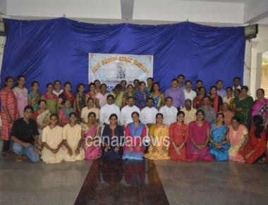 YCS Madanthyar unit celebrates Teachers Day