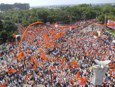 Marathas to hold mammoth rally after Diwali