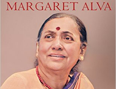 Margaret Alva's autobiography to be released at St Agnes College on Mar 11