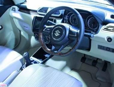 Maruti Suzuki launches new Dzire sedan