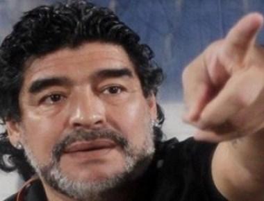 Maradona's Ex-wife Denounces Him for Fraud