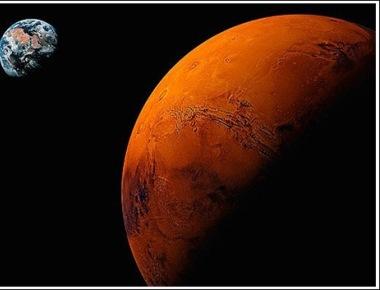 Water-holding meteorite suggests Mars was habitable