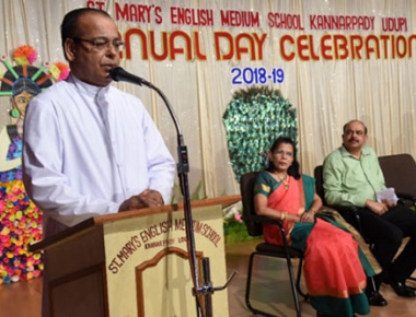 St Mary's English Medium School Kannarpady observes magnificent Annual Day