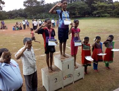 Maryvale Kinnigoli emerges champion at zonal level athletics