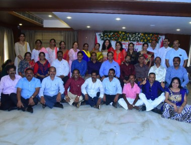St Mary's College Shirva alumni of batch '87 holds reunion