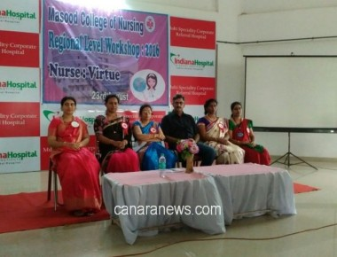 Masood College Of Nursing conducts workshop on 'Nurse: Virtue'