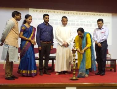 Mathematics fest held at St Aloysius College