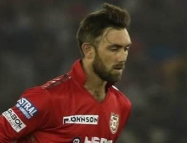 Maxwell blames fielders, bowlers for loss to Hyderabad