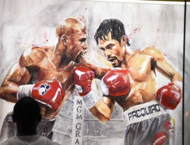 Manny Pacquiao vs Floyd Mayweather: 'Fight of the Century' Ready to Rumble
