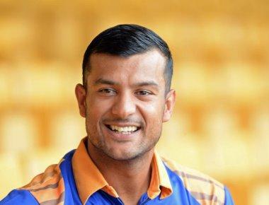 K'taka's Mayank gets maiden Test callup