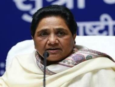 Take lessons for 2019 from Karnataka defeat, Mayawati tells BJP