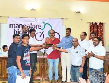 Mangalore bicycle club website launched