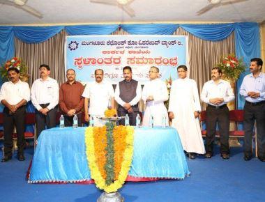 Mangalore Catholic Cooperative Bank shifts branch